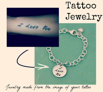 Tattoo Jewelry
